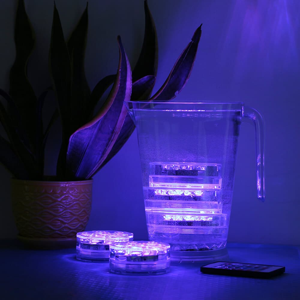 Led Puck Light Wireless