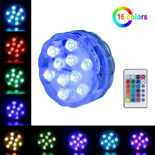 led puck lights 1pack