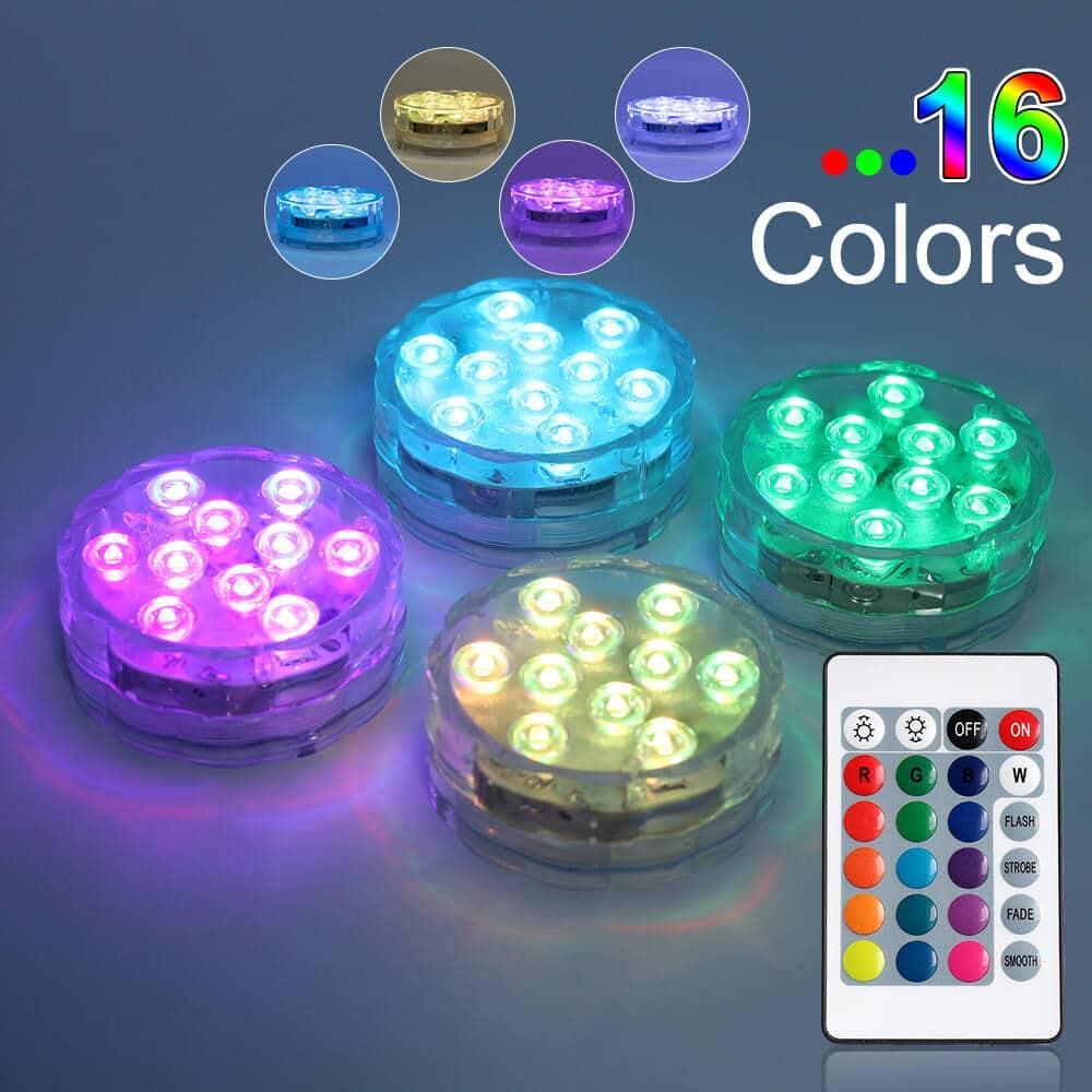 led submerisble lights