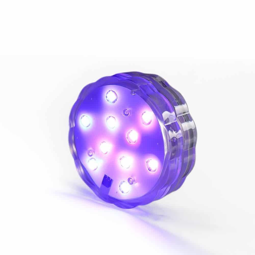 Led Light Puck Rgb