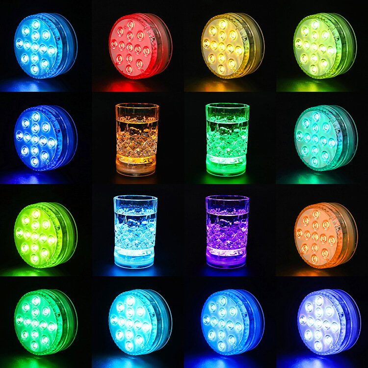Motion Led Puck Light