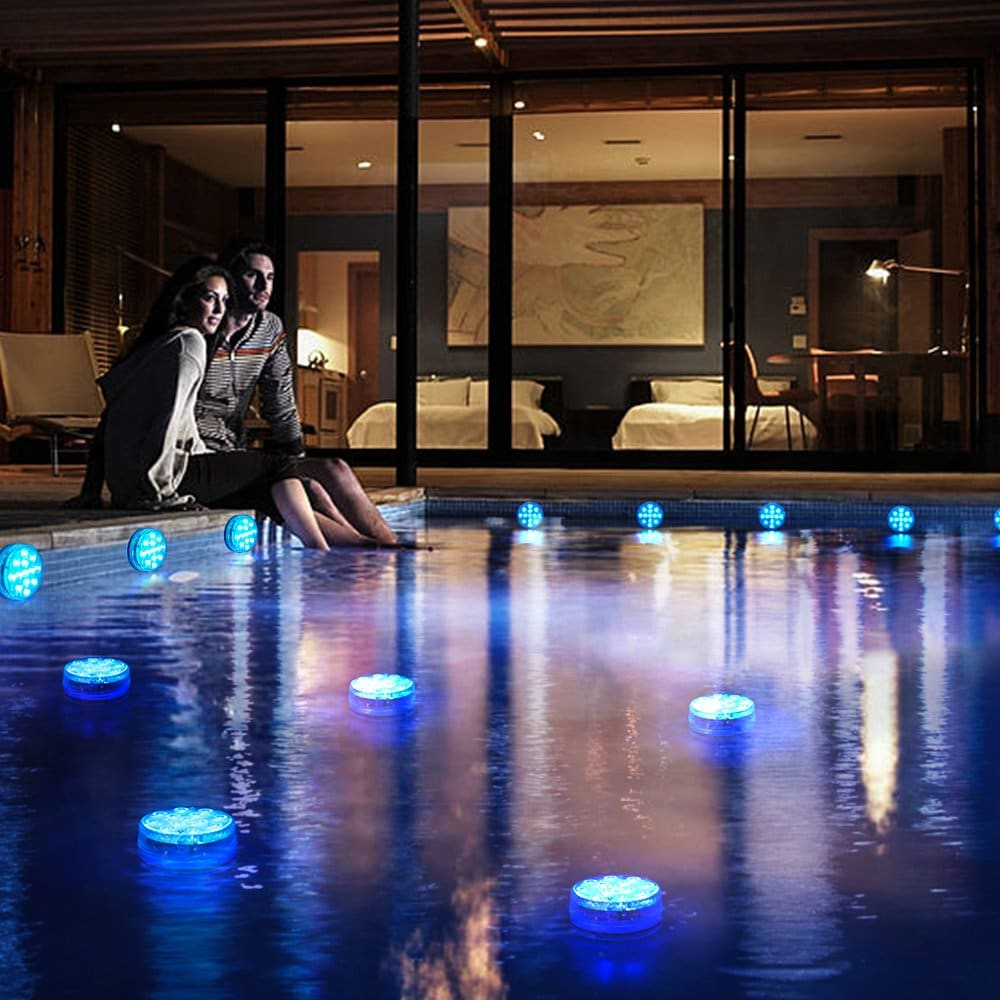 pool light magnetic